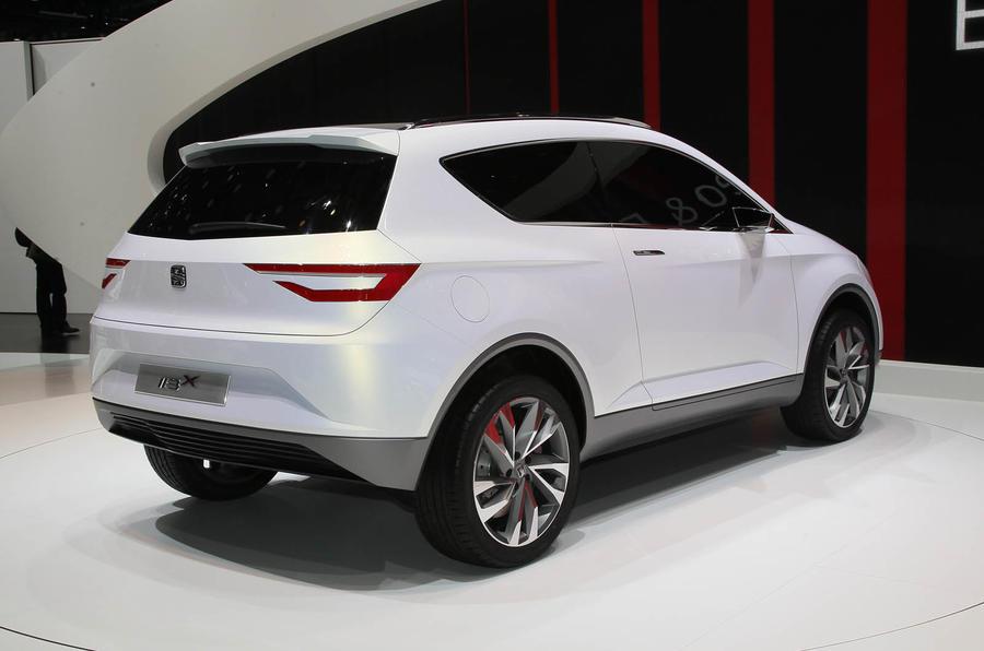 Geneva motor show: Seat IBX