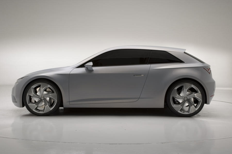Seat IBE concept revealed