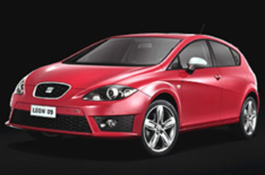 Revised Seat Leon breaks cover
