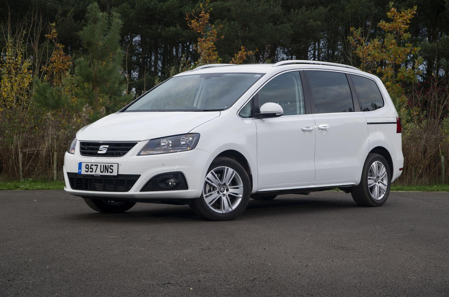 Seat Alhambra Review 2018 Autocar