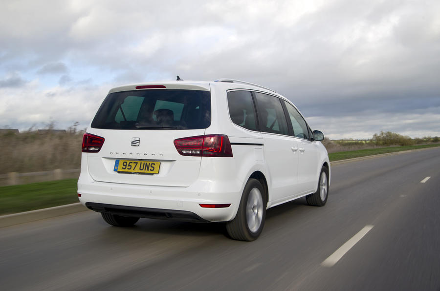 Seat Alhambra Review 2019 Autocar