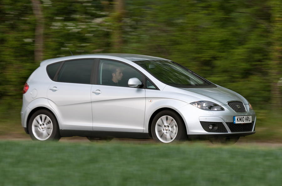 138bhp Seat Altea hatchback