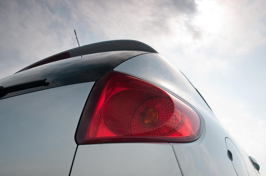 Seat Altea rear lights