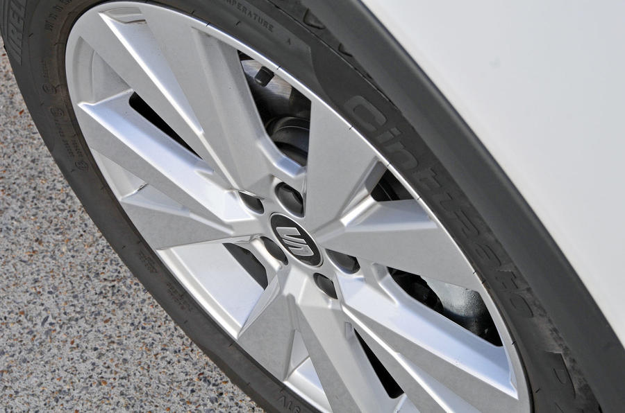 Seat Arona alloy wheels