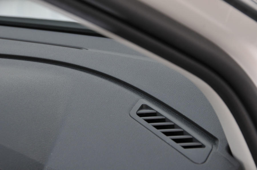 Seat Arona air vents