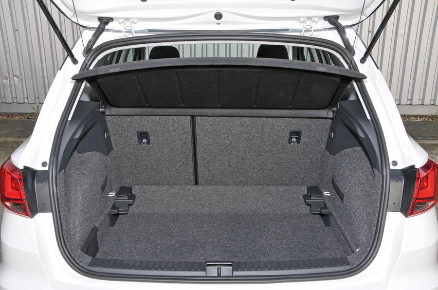 Seat Arona boot space
