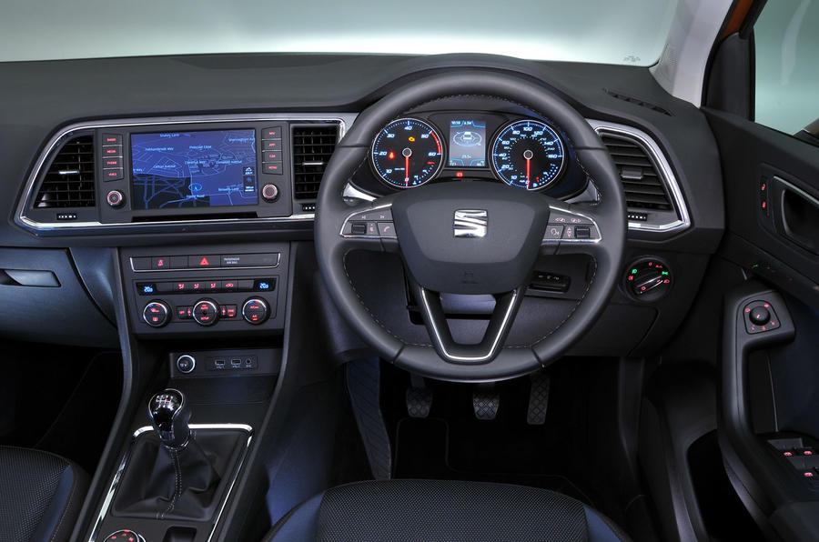 Seat Ateca Review 2018 Autocar