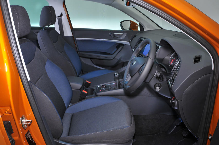 seat ateca performance autocar. Black Bedroom Furniture Sets. Home Design Ideas
