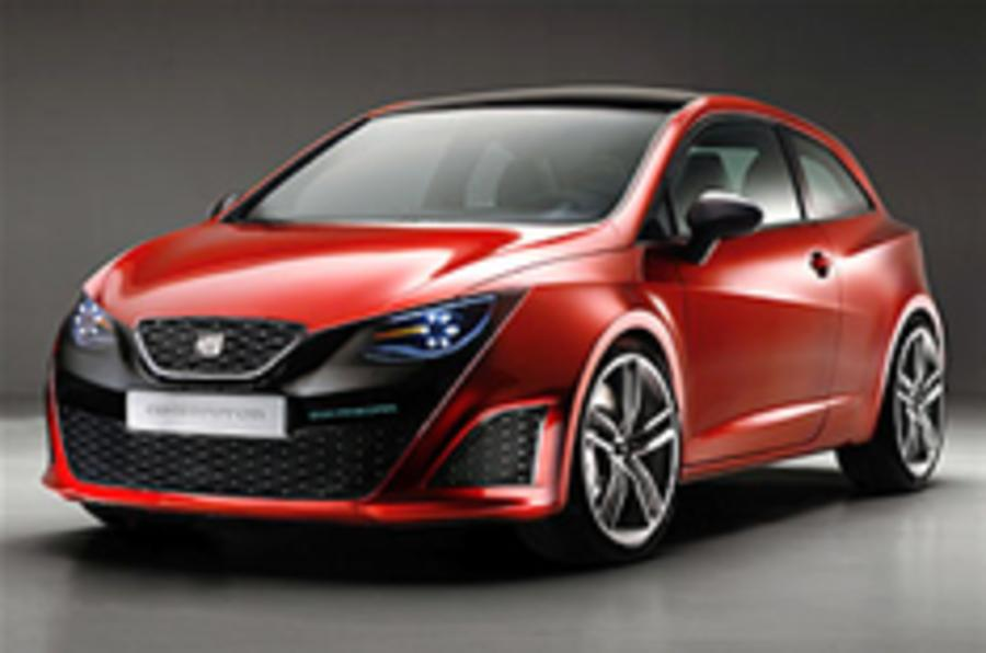 Seat Ibiza Bocanegra on the way