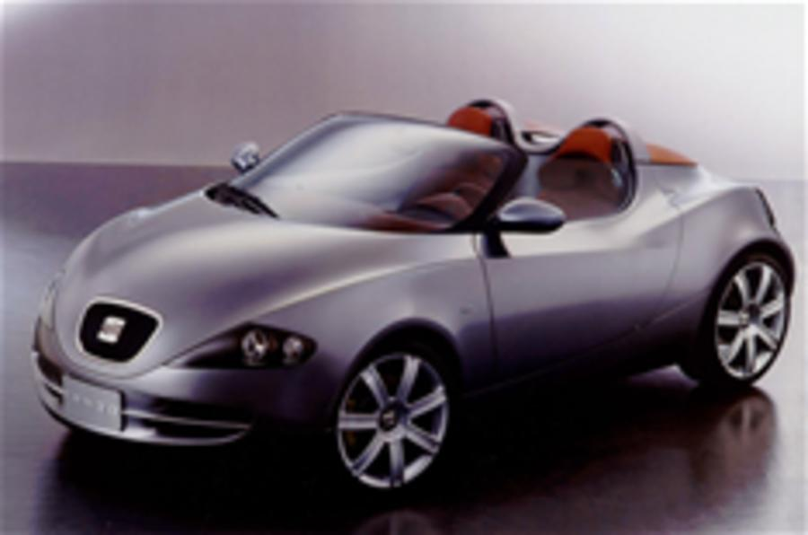 Seat's sports car plans on hold