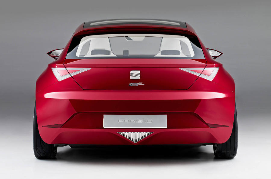 Paris motor show: Seat's latest IBE