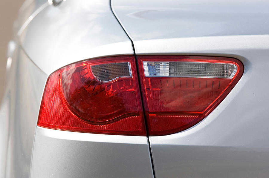 Seat Exeo rear lights