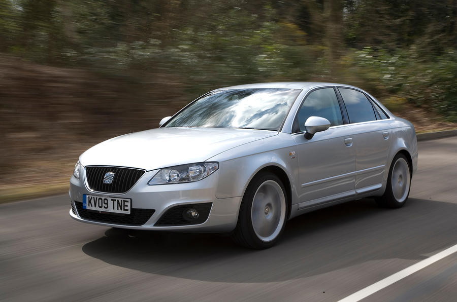 Seat Exeo 2009 2013 Review 2017 Autocar