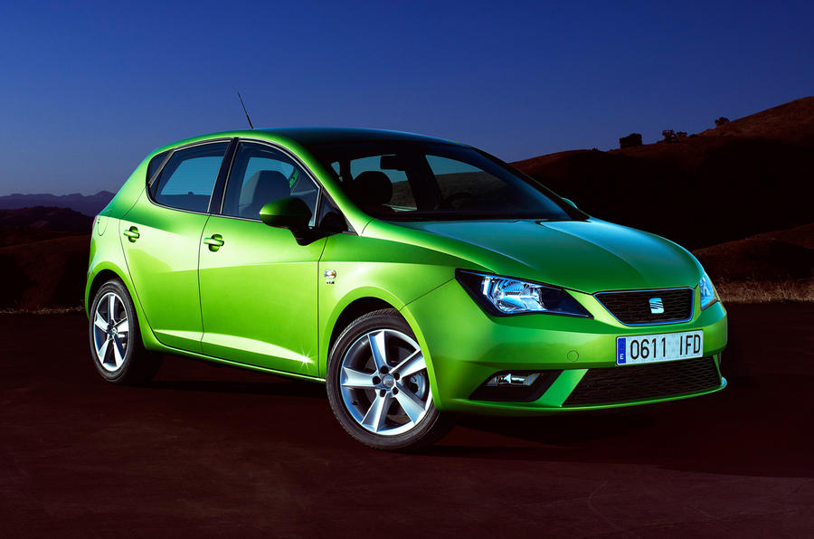 Seat Ibiza receives price cut