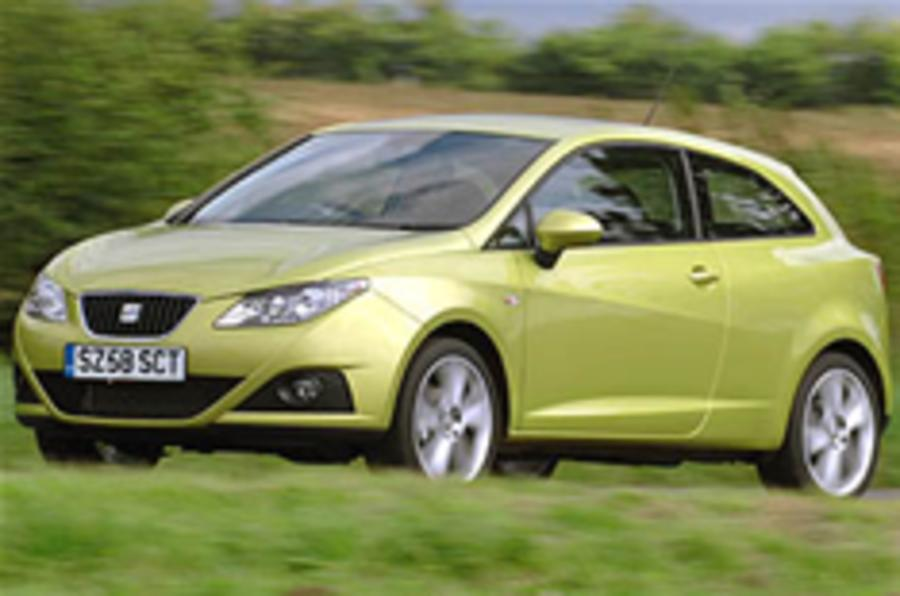 New Seat Ibiza estate for 2010