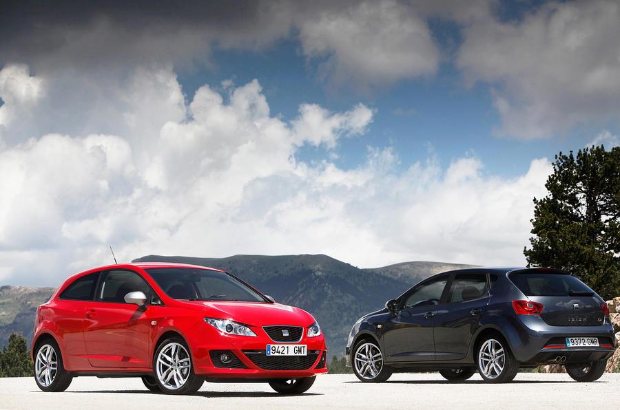 Seat adds diesel Ibiza FR