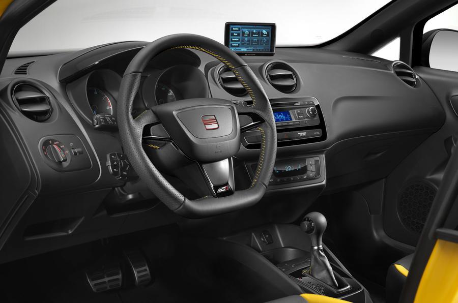 Beijing motor show: Seat Ibiza Cupra