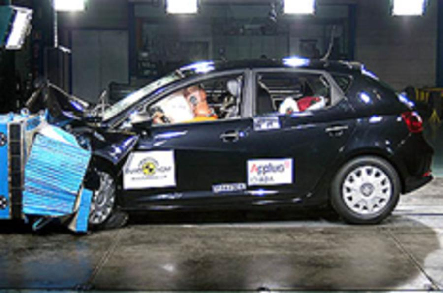 Five-star NCAP for Seat Ibiza