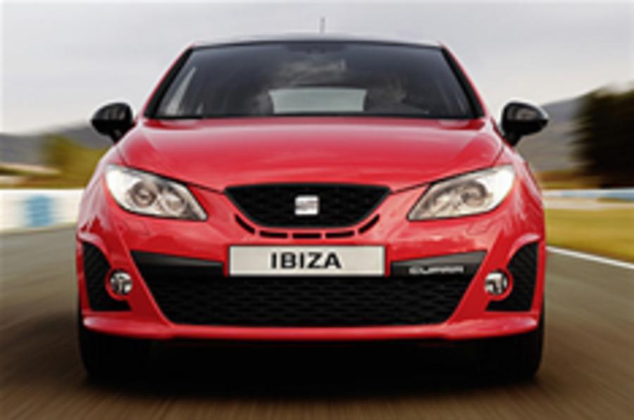 Revealed: Seat Ibiza Cupra