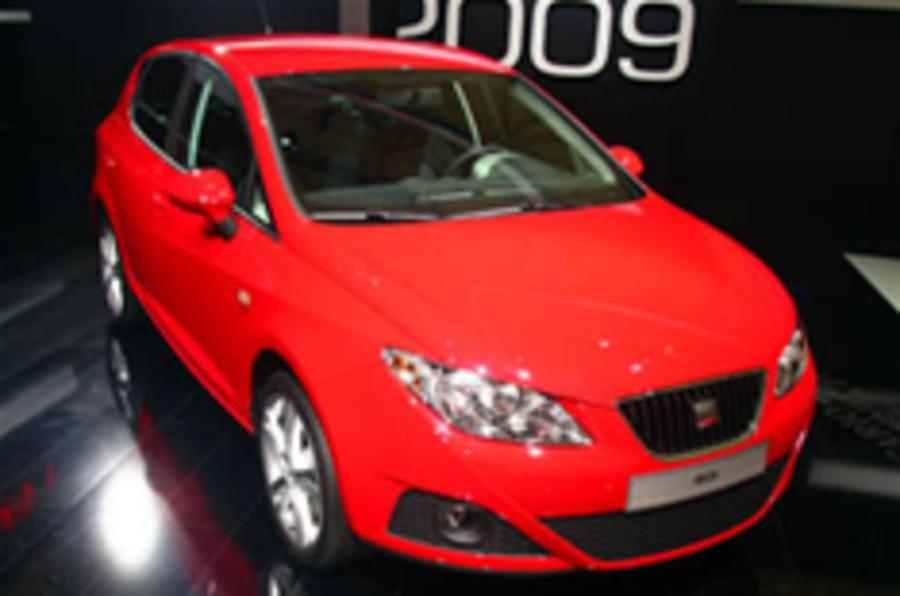 Seat Ibiza estate for 2010