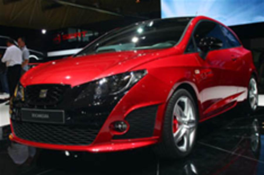 Seat Ibiza Bocanegra unveiled