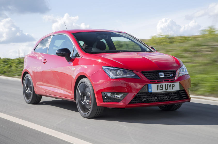 seat ibiza cupra road test. Black Bedroom Furniture Sets. Home Design Ideas