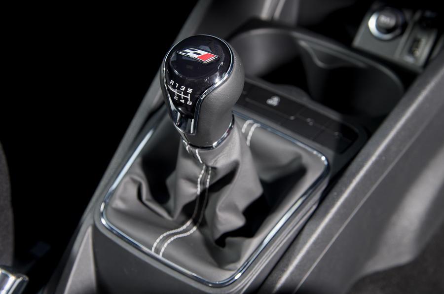 Seat Ibiza Cupra manual gearbox