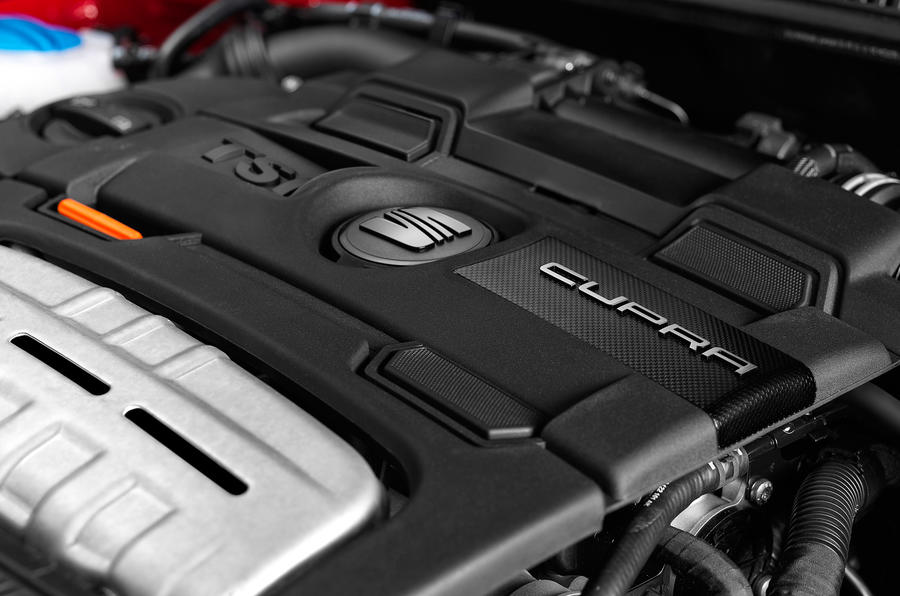 1.4-litre Seat Ibiza Cupra engine