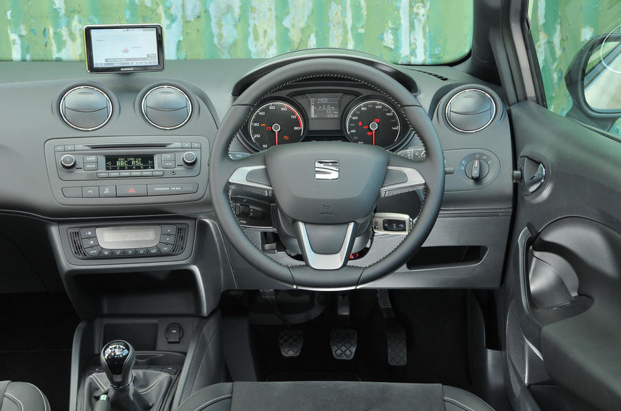 Seat Ibiza interior | Autocar