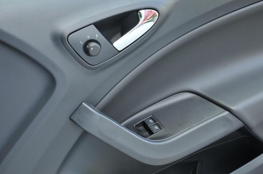 Seat Ibiza door cards