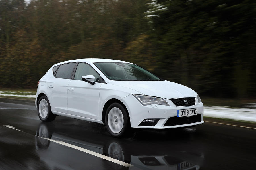 seat leon 1 6 tdi se first drive review review autocar. Black Bedroom Furniture Sets. Home Design Ideas