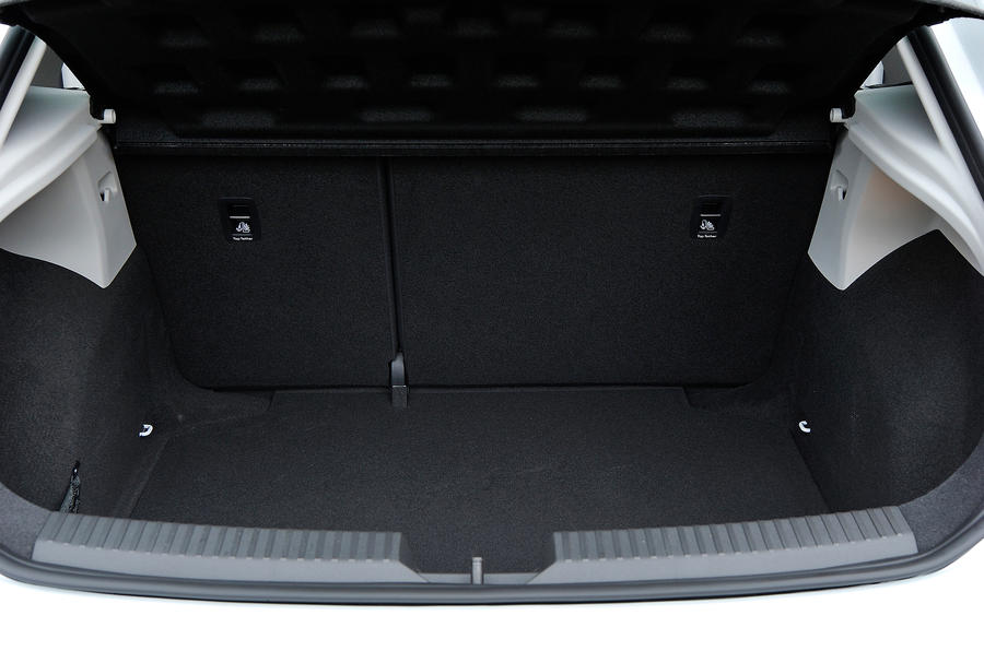 Seat Leon boot space