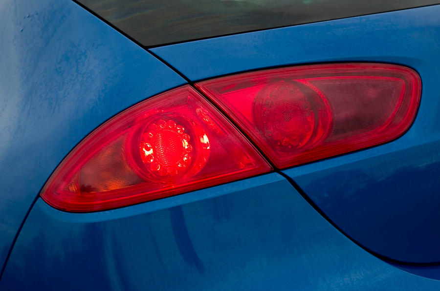 Seat Leon rear lights