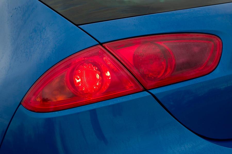 Seat Leon rear lights