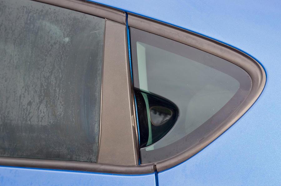 Seat Leon rear door handle