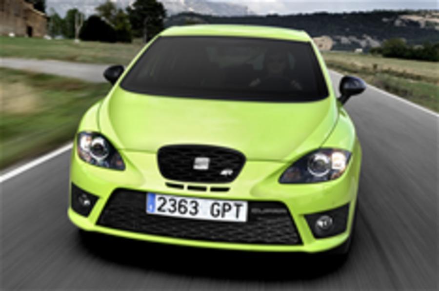 Star cars 2010: Seat - Volvo