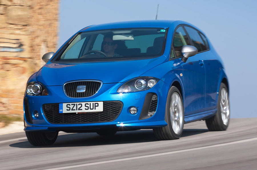 Seat Leon FR+ Supercopa revealed