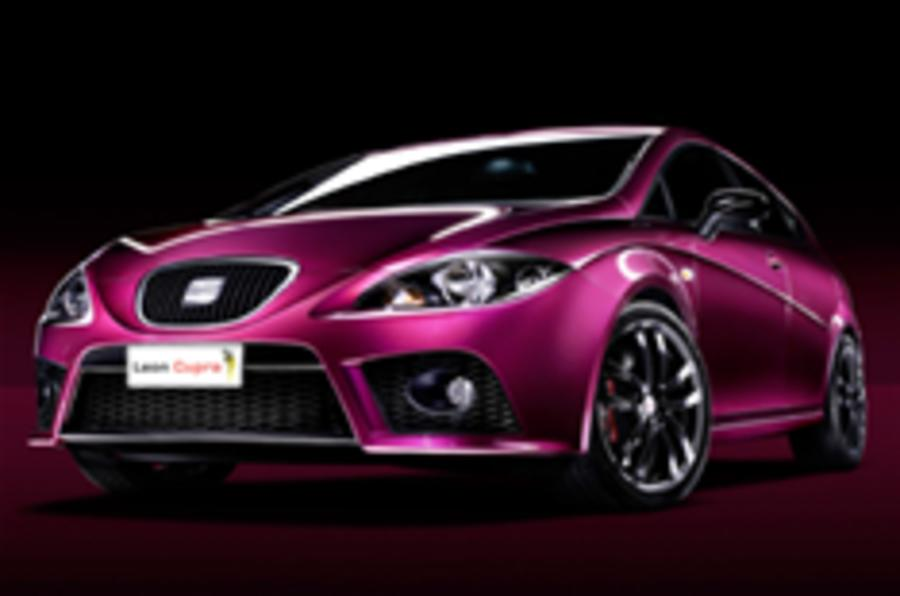 Seat Leon coupe plan revealed