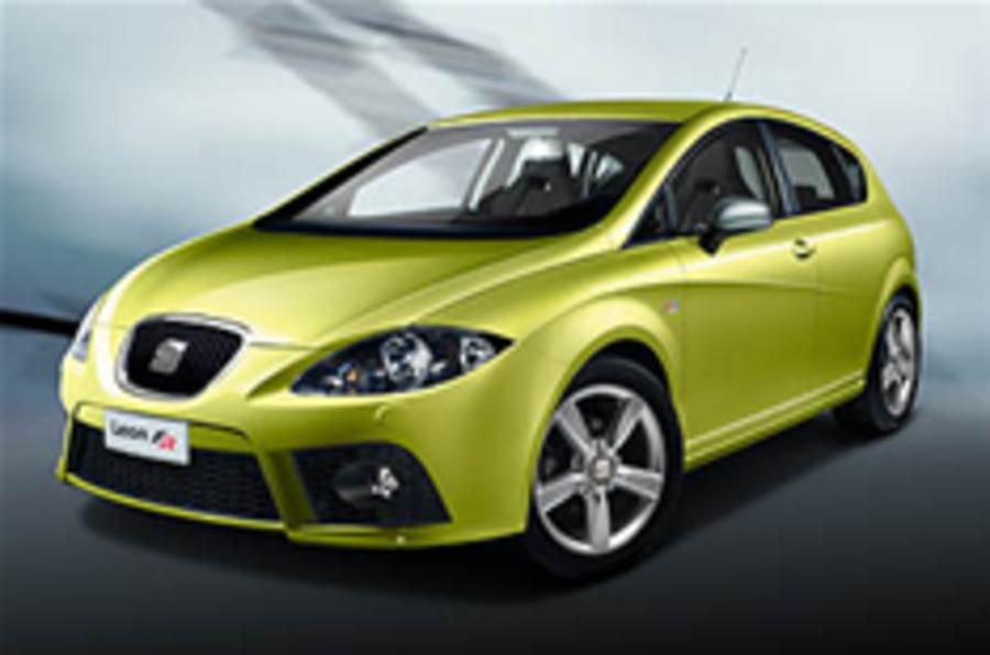 Seat launches hot diesel Leon