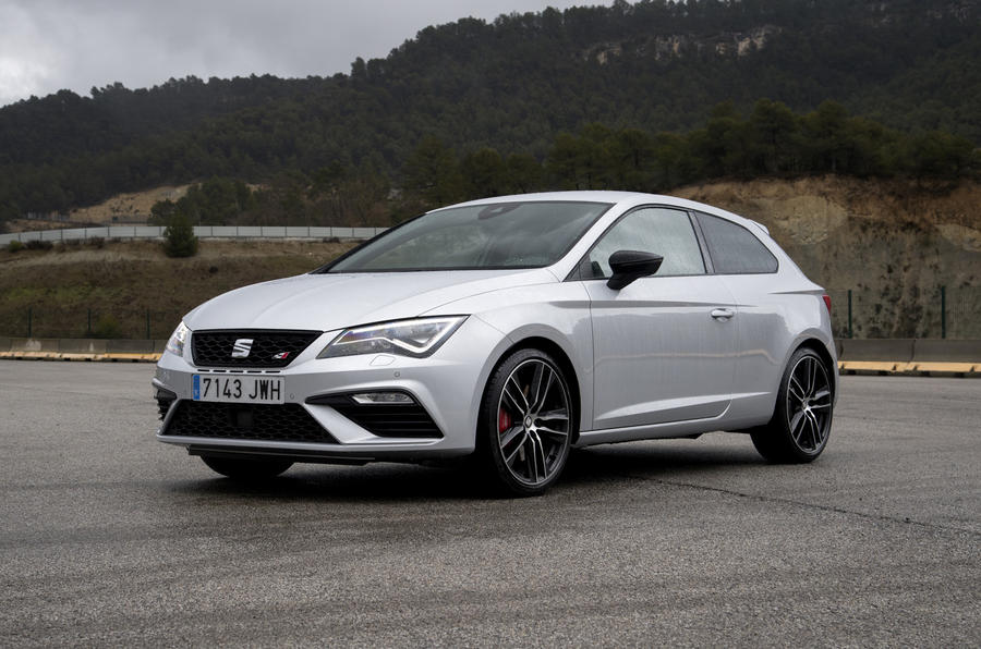 seat leon cupra review 2018 autocar. Black Bedroom Furniture Sets. Home Design Ideas