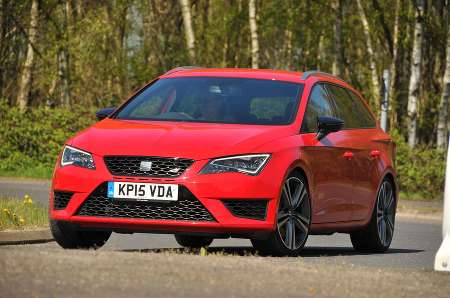 seat leon st cupra 280 review 2016 autocar. Black Bedroom Furniture Sets. Home Design Ideas