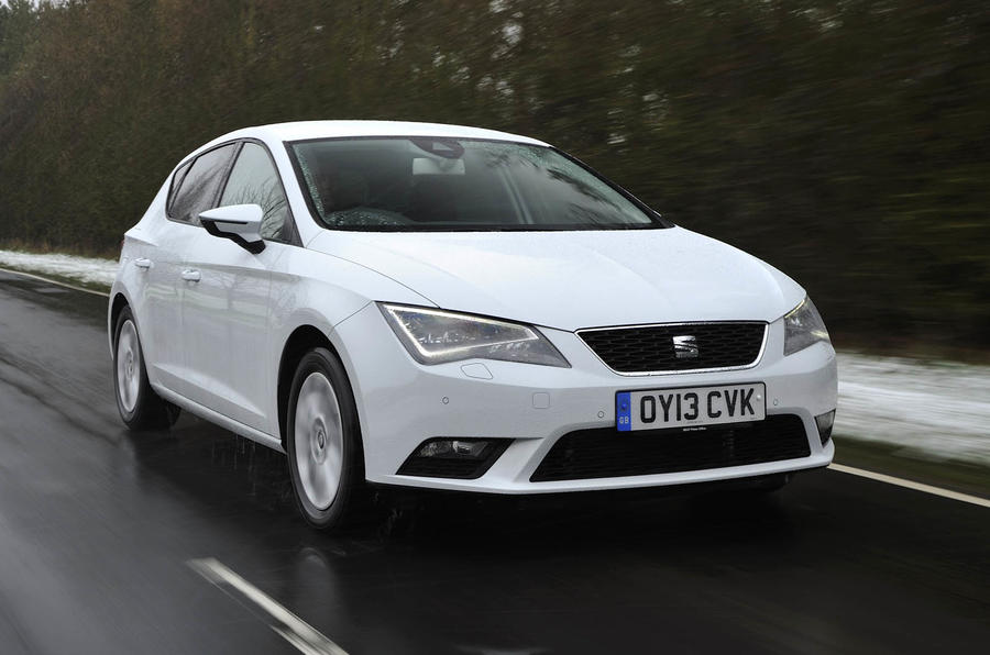 Seat Leon Ecomotive first drive review