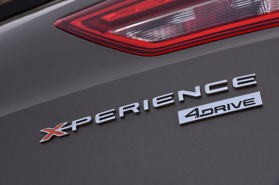 Seat Leon X-Perience badging