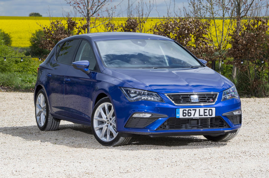 4 star Seat Leon 5dr hatch