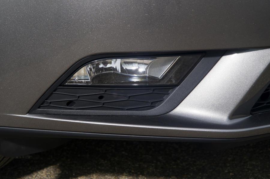 Seat Leon ST foglights