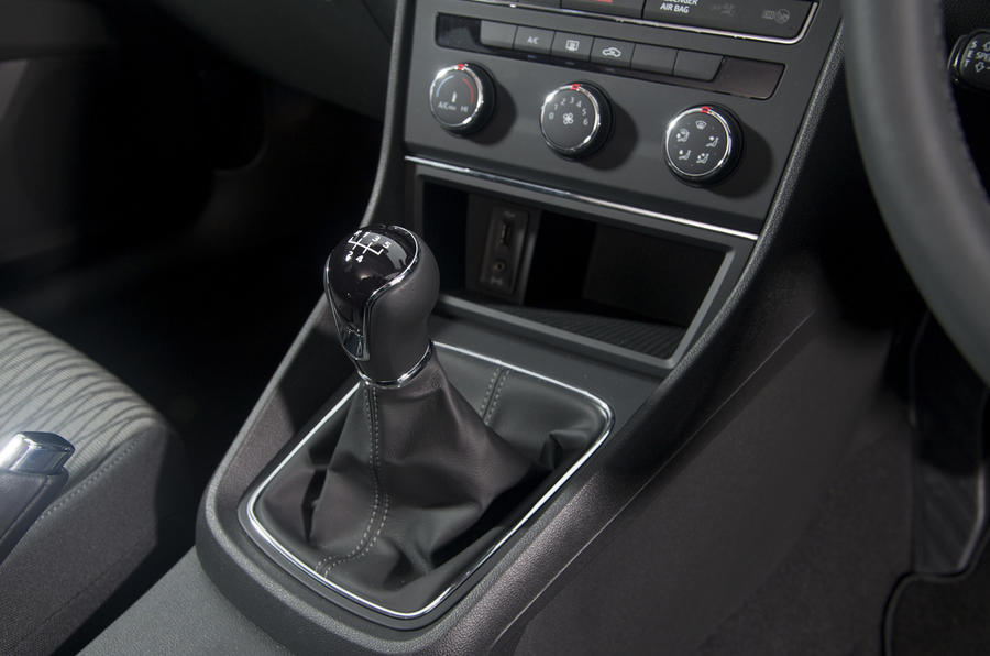 Seat Leon ST manual gearbox