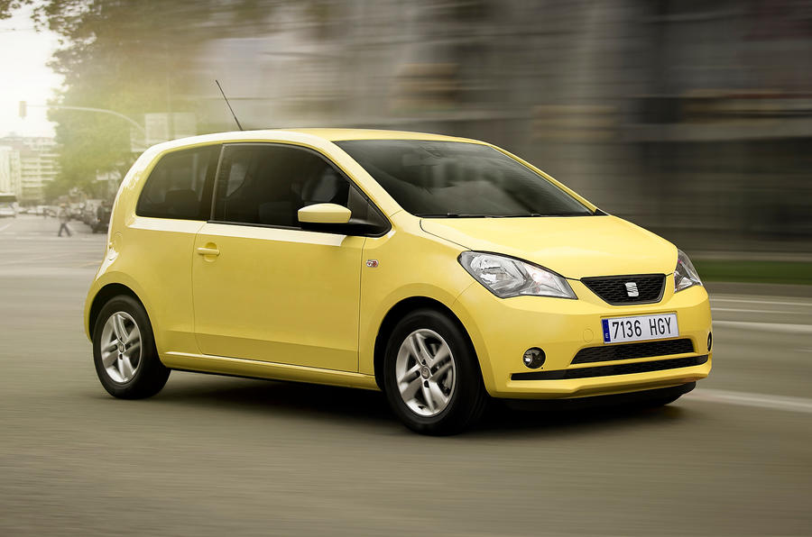 seat mii review 2016 autocar. Black Bedroom Furniture Sets. Home Design Ideas