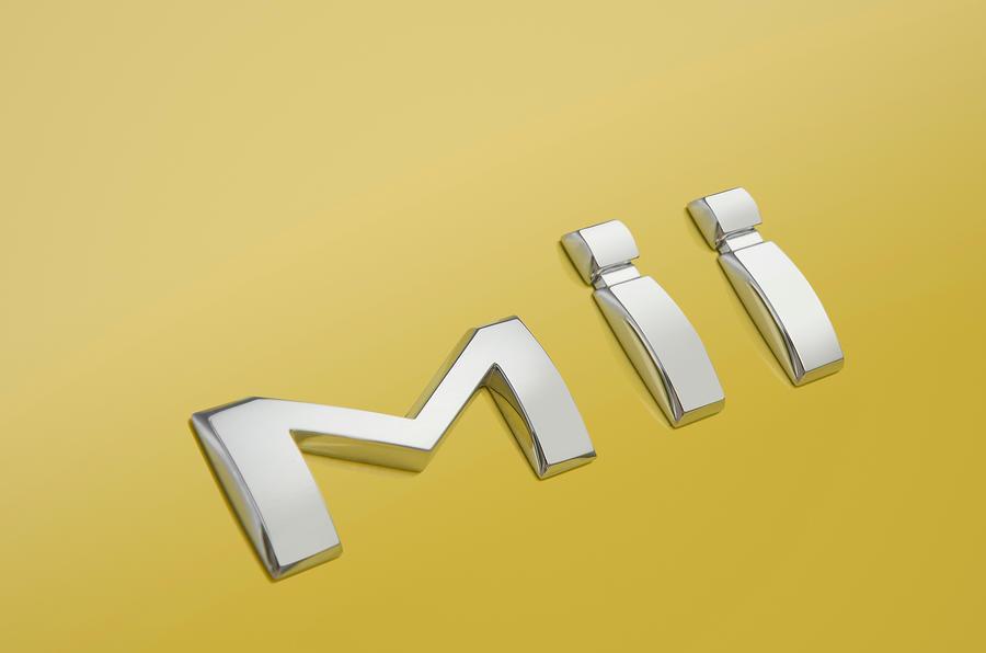 Seat Mii badging
