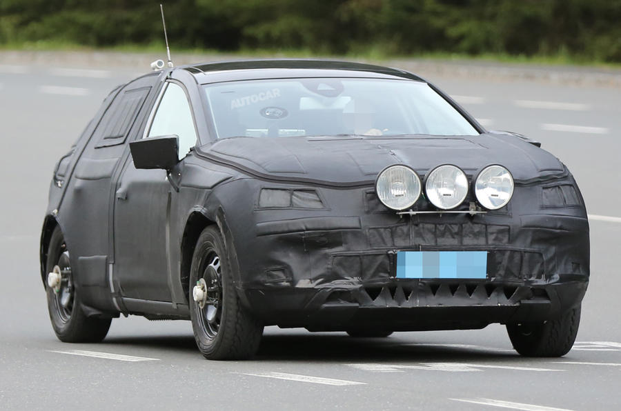 Nissan Qashqai rival has already been spied testing