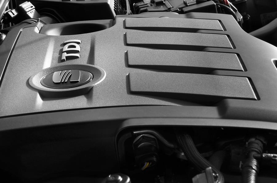 1.6-litre Seat Toledo diesel engine